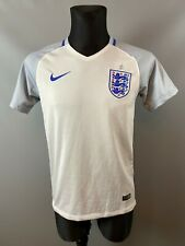 ENGLAND 2016/2017 HOME FOOTBALL SOCCER JERSEY SHIRT NIKE ADULT SIZE M