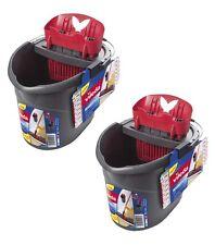 2pz VILEDA REVOLUTION SUPERMOCIO sistema lavapavimenti con secchio strizzatore