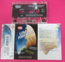 MC compilation LUNA POWERPLAY Alexia Regina Double you Dj Dado no cd lp dvd vhs