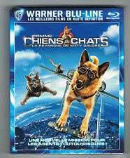 COMME CHIENS & CHATS - LA REVANCHE DE KITTY GALORE - BLU-RAY - NEUF NEW NEU