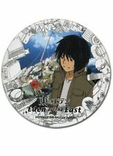 Eden of The East Akira Button