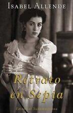 Retrato En Sepia (Spanish Edition)