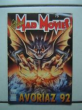 CINE FANTASTIQUE /  MAD MOVIES / NUMEROS  75