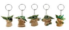 Porte-clés Bébé Yoda The Mandalorian Neuf - 5 Modèles au choix - Mini figurine