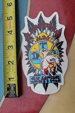 Dogtown Skateboards Original ALBA Horse DTS Bulldog Art Skateboarding STICKER