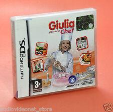 GIULIA PASSIONE CHEF NINTENDO DS Compatibile 3ds