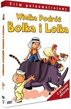 Bolek i Lolek - Wielka podroz Bolka i Lolka (DVD) POLSKI POLISH