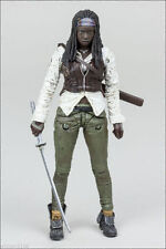 MICHONNE THE WALKING DEAD TV SERIES 7 MCFARLANE TOYS ACTION FIGURE