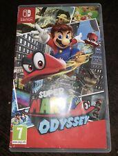 Super Mario Odyssey - Nintendo Switch (Used)