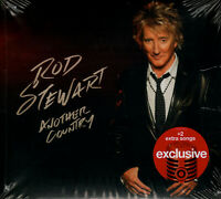 Rod Stewart - Another Country ft. Love Is & In a Broken Dream. New Sealed CD