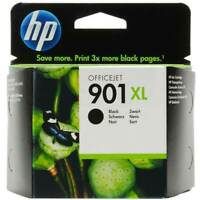 Original HP 901XL schwarz Deskjet J4524 J4535 J4580 J4624 J4660 J4680 -- o.V.