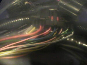 CLASSIC MINI SPI INJECTION WIRING HARNESS