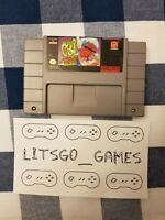Cool Spot (Super Nintendo Entertainment System, 1993) SNES TESTED