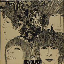 THE BEATLES 'REVOLVER' JAPANESE IMPORT LP APPLE AP-8443