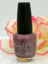 Opi Nail Polish Lacquer Chicago Champagne Toast .5 oz Pink Tan Mauve Shimmer New