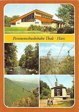 BG10225 cable train bergstation hexentanzplatz thale harz kr quedlinburg germany