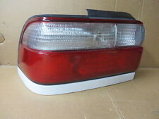 TOYOTA COROLLA 96-97 1996-1997 TAIL LIGHT DRIVER LEFT LH WHITE TRIM OEM
