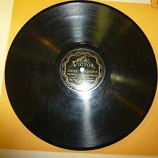 PREWAR JAZZ 78 RPM RECORD - BIX BEIDERBECKE - VICTOR 23018