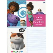 Disney película casera, Escritura Ejercicio Libro A5 16. zeszyt W 3 Linie