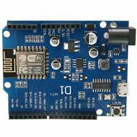 WeMos D1 WiFi ESP8266 ESP-12E IOT Development Board For Wireles F8W1