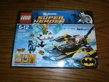 rare cette boîte de légo DC Universe Super Heroes réf: 76000
