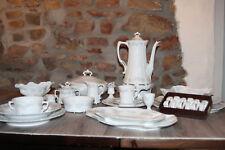 Tirschenreuth @ Baronesse @ orleans @ Hutschenreuther @ Speise Kaffee Service