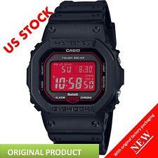 Casio G-Shock Adrenaline Red Black AR Watch GWB5600AR-1 Solar Limited