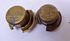 2 Old Brass Aladdin Lamp Wick Cleaners