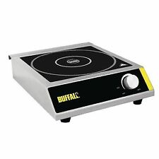 Buffalo Commercial Single Ring Induction Hob 3000w CE208