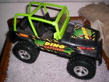 1996 Empire Inc. -  Dino Catcher JEEP w/ trailer - buddy L toy vehicle - RARE