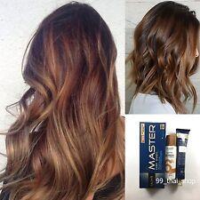 DCASH Master Medium Brown Color Cream M#004 Permanent Hair Dye Super Color