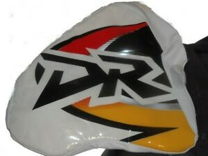 VPS Seat Cover Compatible With Suzuki DR250 DR350 90-99 Grim Reaper Dirtbike ATV Seat Cover #4WVPS7046