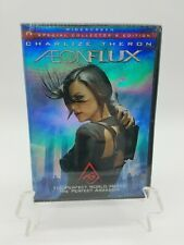Aeon Flux Dvd 2006 Special Collectors Edition Widescreen New Sealed