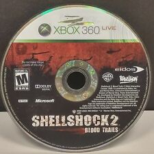 Shellshock 2: Blood Trails (XBOX 360, 2009) DISC ONLY #9466