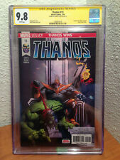Thanos #15 9.8 CGC SS NM/MT Donny Cates Cosmic Ghost Rider Silver Surfer Black