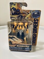 TRANSFORMERS ENERGON IGNITERS SPEED SERIES ~ BUMBLEBEE, HASBRO.  9CM NEW, BOXED.
