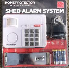 Aldi Home Protector Shed Alarm System BNIB