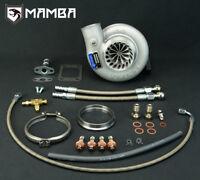 "MAMBA GTX Billet Turbocharger 3"" Anti Surge TD06H-GT3076 w/ T3 10cm V-Band Hsg"