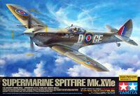 Tamiya 60321 1/32 Scale Aircraft Model Kit RAF Supermarine Spitfire Mk.XVIe