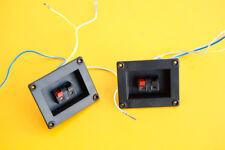 Speaker Baby Monitor BM-100 Audio Speakers Altavoz Japan Filter Crossover