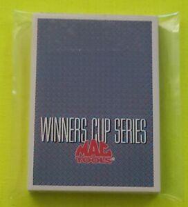 1992 Mac Tools Winner's Cup 21 Card Set