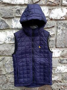 Polo Ralph Lauren Gilet / Body Warmer Hooded Size: L