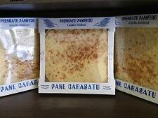 Pane carasau(o carasatu)-artigianale-il migliore in Sardegna- Panificio premiato