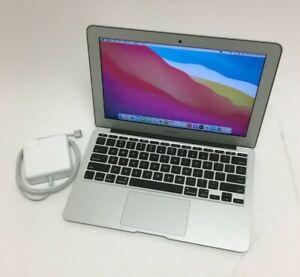 "Apple MacBook Air A1465 2014 11"" i7-4650U@1.70 GHz 8GB RAM 512GB SSD"