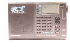 More details for roberts fm/lw/mw/sw pll synthesizer wold 4 band receiver