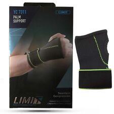 Wrist Hand Brace Support Carpal Tunnel Tendonitis Pain Relief Palm Elastic 1Pcs