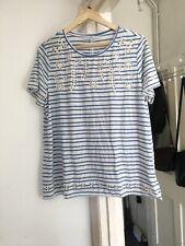 Next Size Uk 18 Short Sleeve T-Shirt.    (BOX 4)