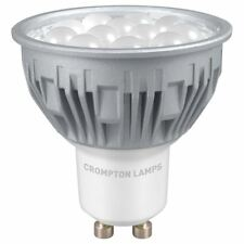 Crompton - 5W LED Dimmable GU10 Lamp in Warm White