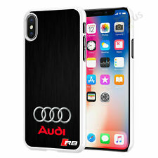 Audi Car Phone Case Cover For iPhone Samsung Huawei RS041-3