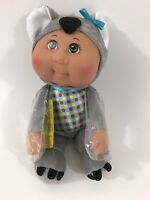 """Cabbage Patch Kids Collectible Cuties Doll Zoo Friends Frankie Koala 9"""""""